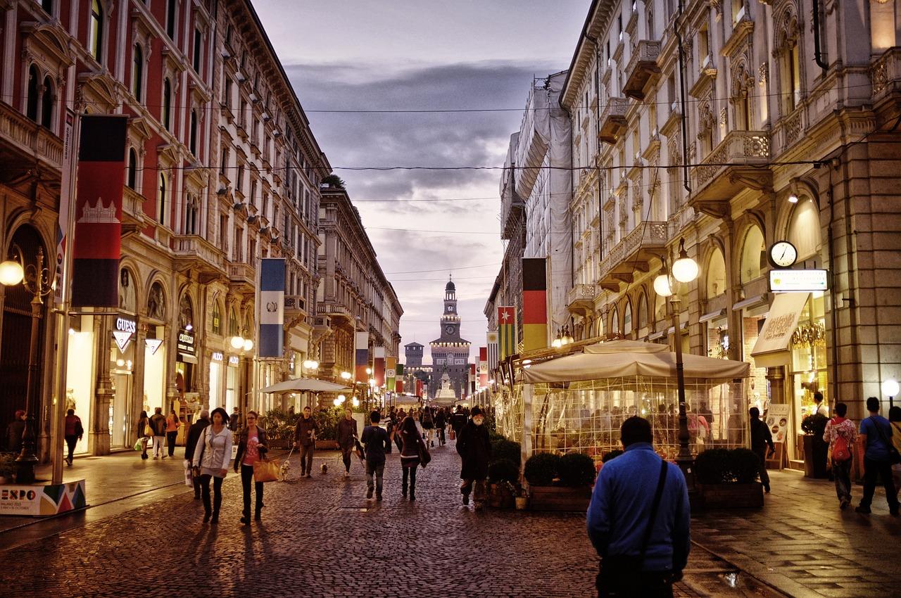 Milano seværdigheder